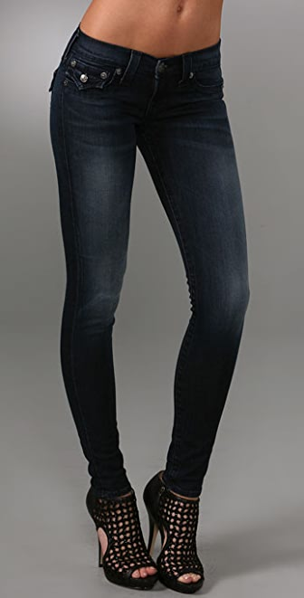 True Religion Misty Denim Leggings