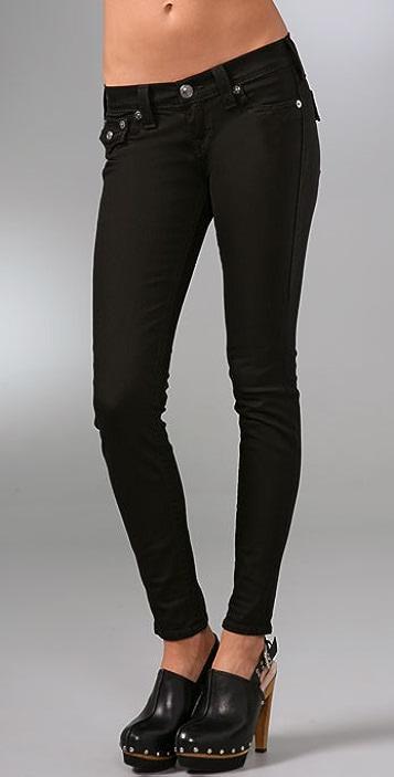 True Religion Misty Super Skinny Denim Leggings