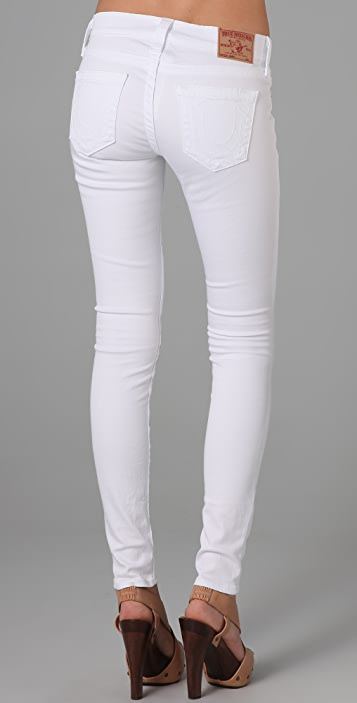 True Religion Casey Skinny Legging Jeans