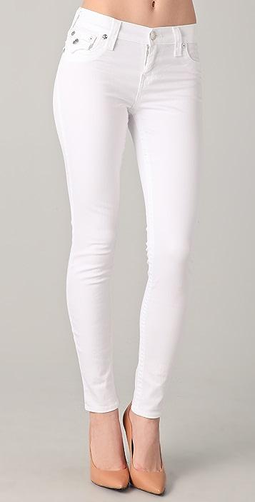 True Religion Serena Legging Jeans