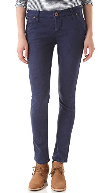 True Religion Stella Skinny Work Jeans