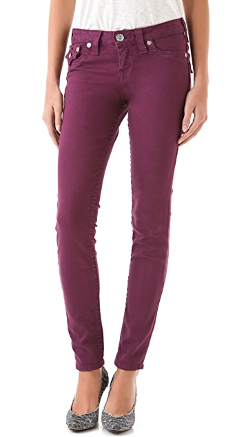 True Religion Serena Super Skinny Legging Jeans