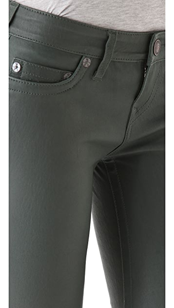 True Religion Casey Leather Pants