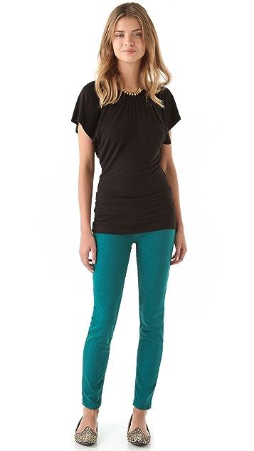 True Religion Serena Super Skinny Legging Jeans