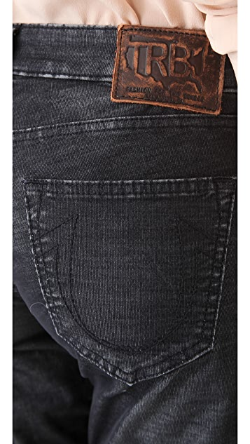 True Religion Becky Boot Cut Corduroy Pants