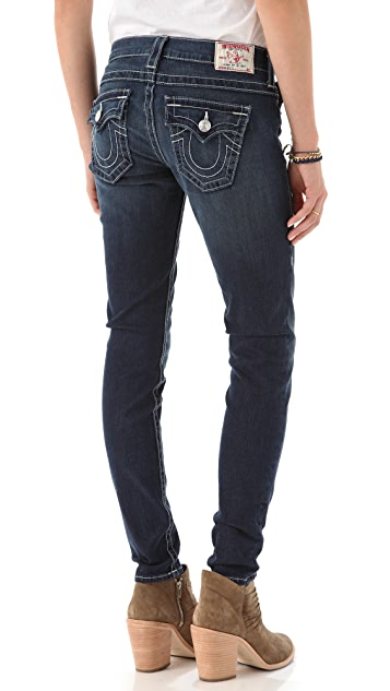 True Religion Misty Legging Jeans
