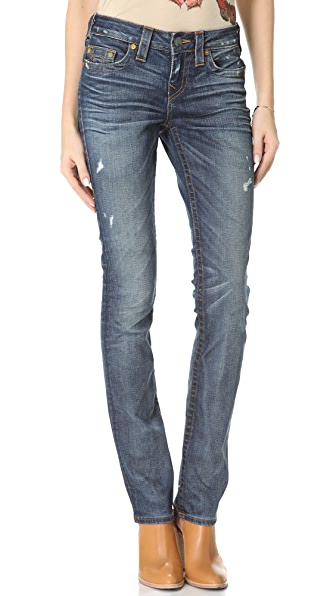 True Religion Avery Vintage Slim Leg Jeans