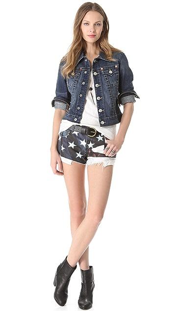 True Religion Emily Western Jacket
