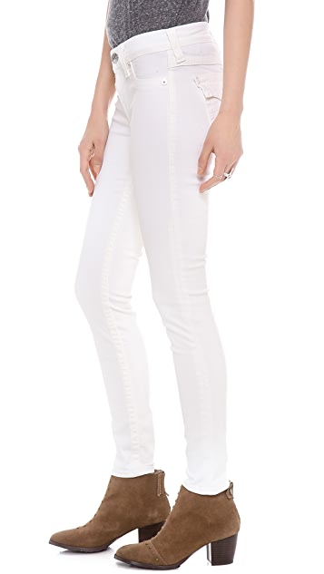 True Religion Serena Super Skinny Jeans
