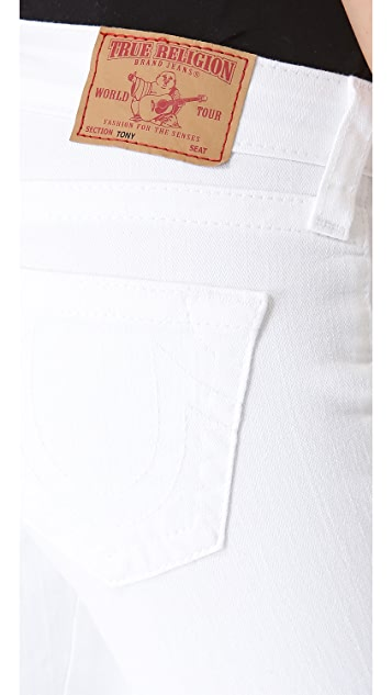True Religion Tony Boot Cut Jeans