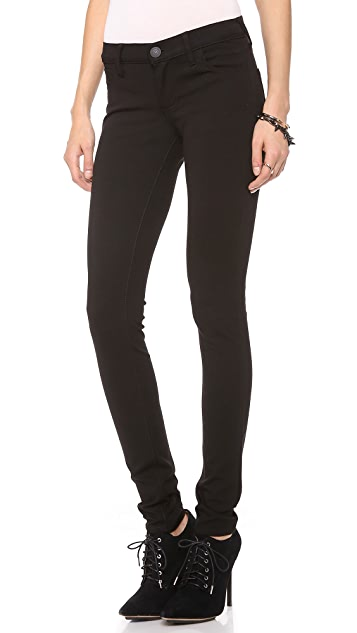 True Religion Chrissy Mid Rise Super Skinny Pants
