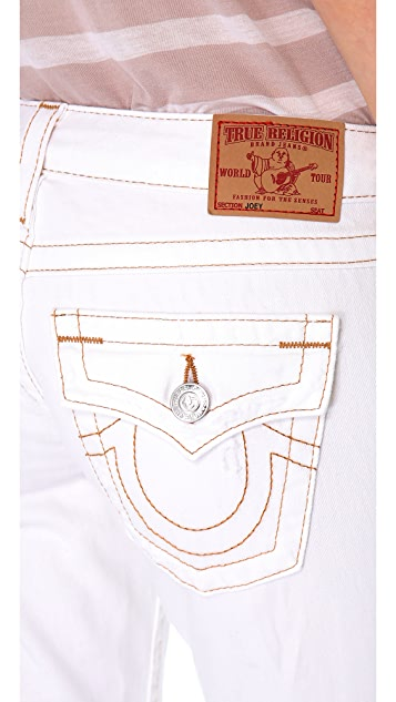 True Religion Joey Flare Jeans