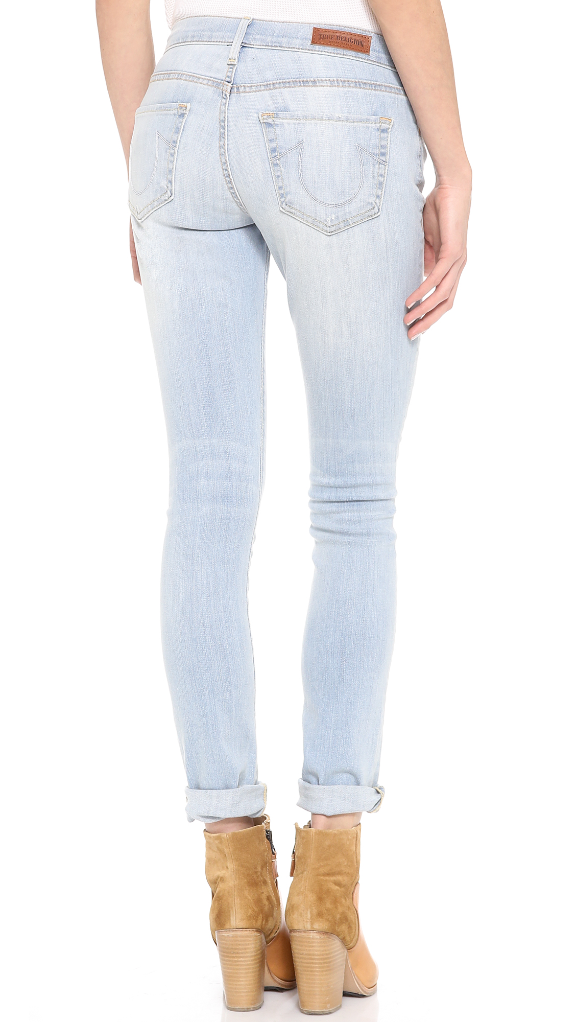 e043a59cb True Religion Halle Skinny Jeans