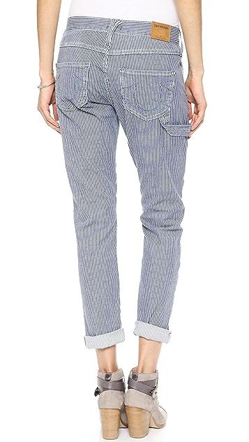 True Religion Audrey Carpenter Slim Boyfriend Jeans