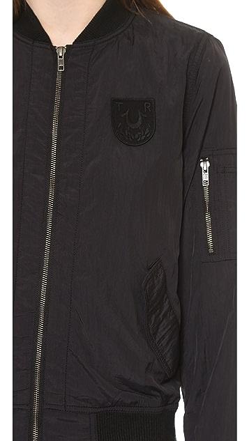 True Religion Flight Jacket