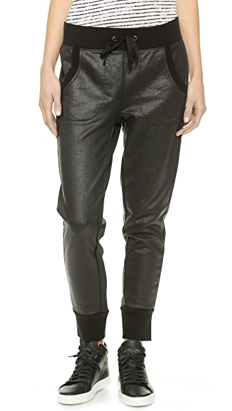 True Religion Banded Skinny Sweatpants