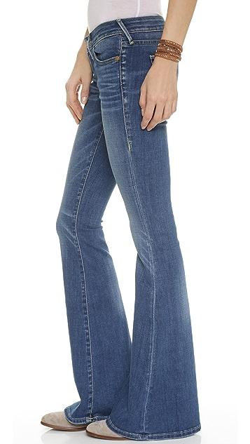 True Religion Karlie Bell Bottom Jeans