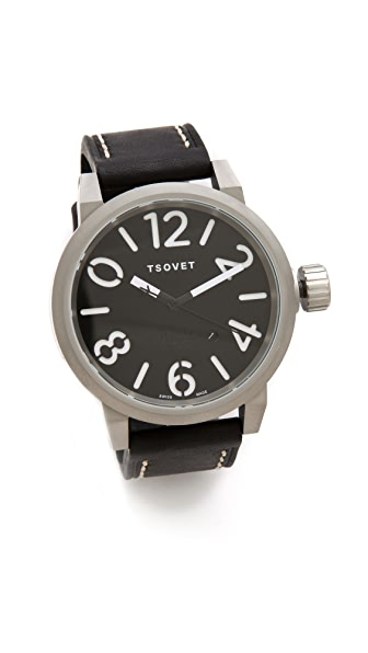 Tsovet LX Oversized Men's Watch