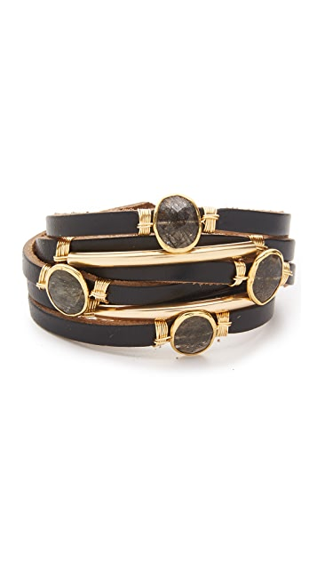 Taylor and Tessier Blind Eye Bracelet