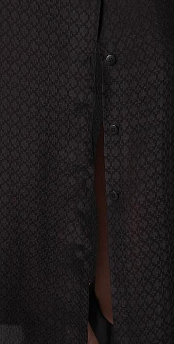 Tucker Classic Long Dress