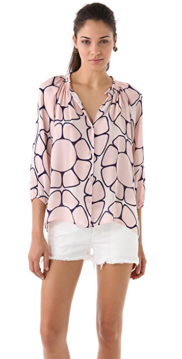 Tucker The Classic Blouse