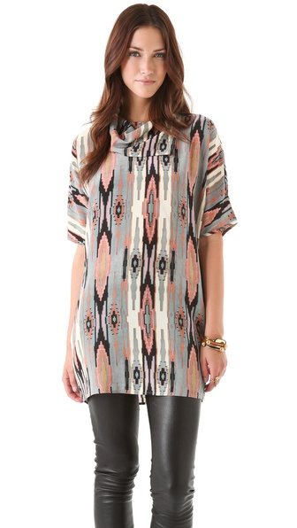 Tucker Turtleneck Tunic / Dress