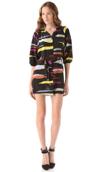 Tucker Classic Mini Dress