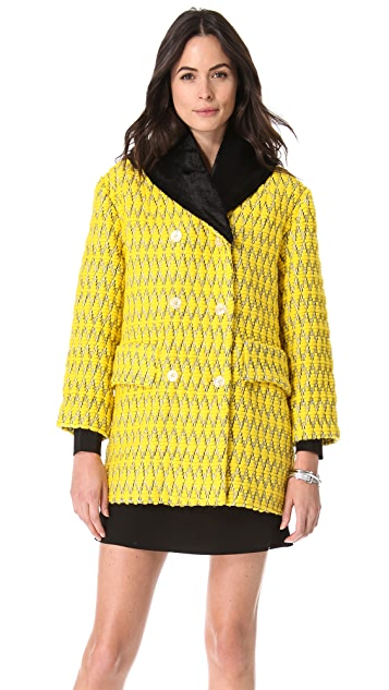 Tucker Shawl Collar Coat