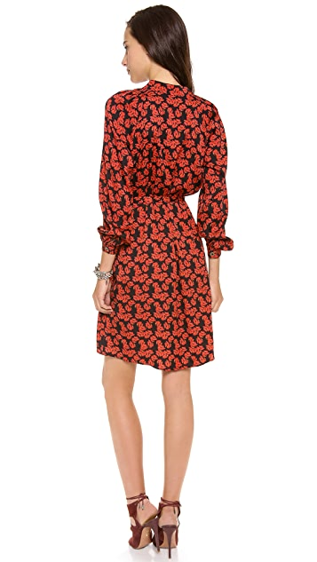 Tucker Long Sleeve Polo Dress
