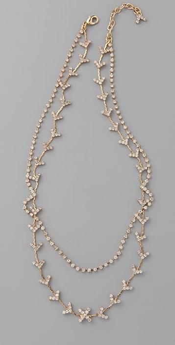 Tuleste Diamond Vs Necklace