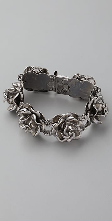 Tuleste Antique Rosette Bracelet