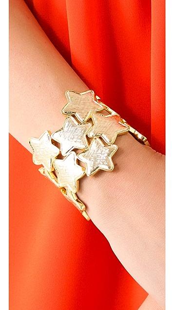 Tuleste Star Cuff Bracelet