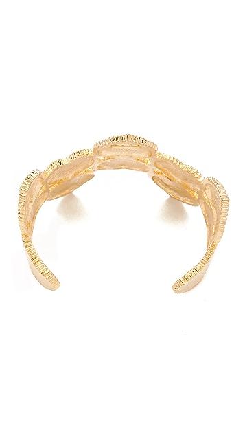 Tuleste Heart Cuff Bracelet