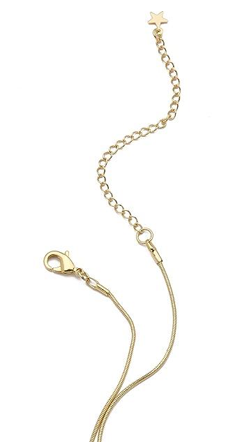 Tuleste Heart Pendant Necklace