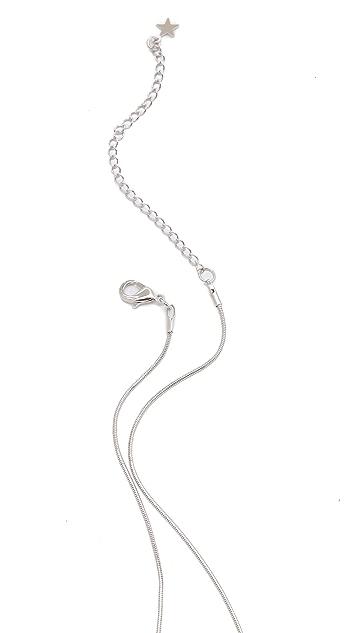 Tuleste Star Pendant Necklace