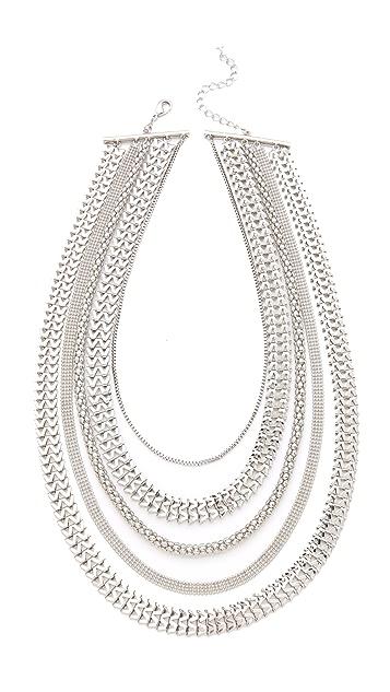 Tuleste Multi Strand Necklace