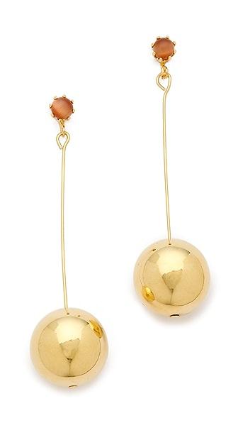 Tuleste Pendulum Earrings