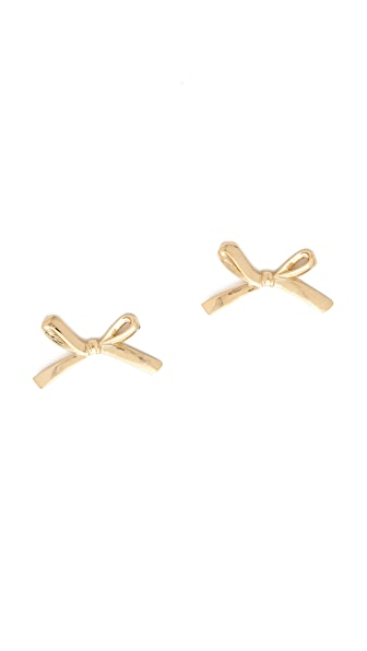 Tuleste Single Bow Stud Earrings