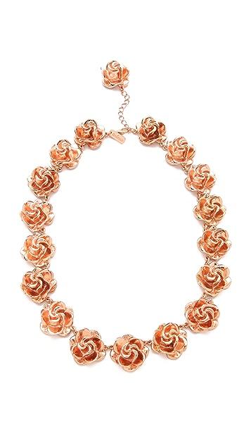 Tuleste Rosette Necklace