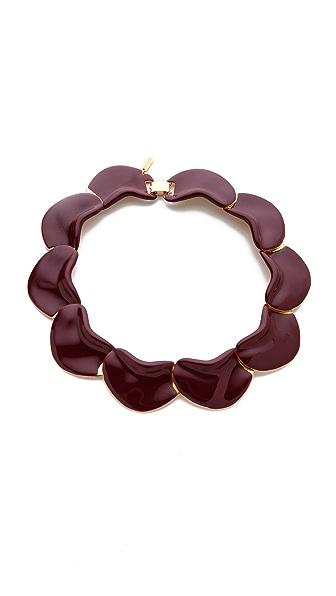 Tuleste Petal Necklace
