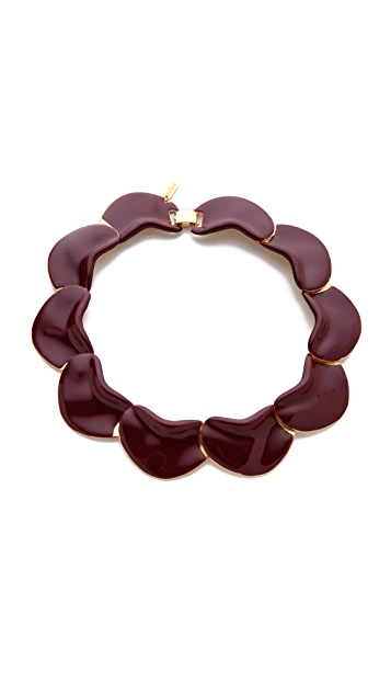 Tuleste Petal Necklace