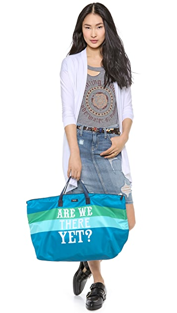 Tumi Jonathan Adler Are We There Yet Duffel