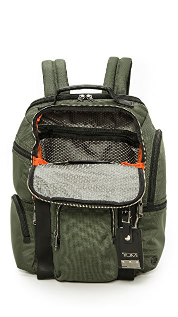 Tumi Alpha Bravo Kingsville Backpack