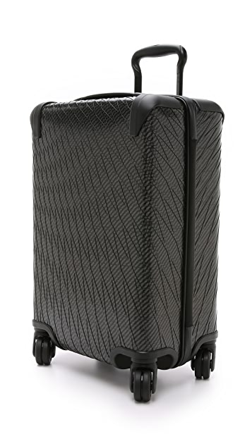 Tumi Public School x Tumi International Carry On Suitcase