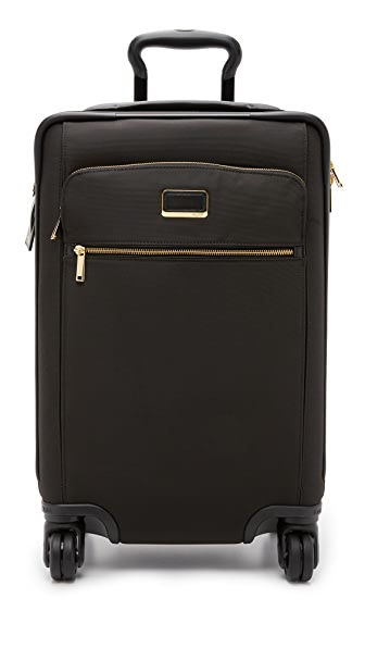 Tumi International Carry On 4 Wheel Suitcase