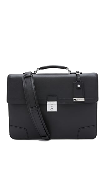 Tumi Astor Dorilton Slim Flap Briefcase
