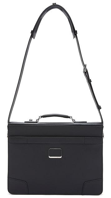 Tumi Astor Dorilton Slim Flap Briefcase