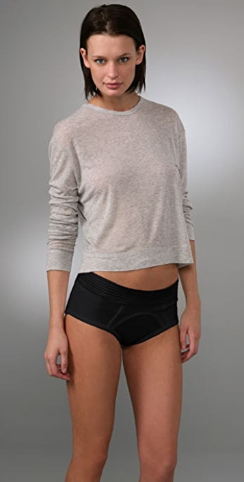 T by Alexander Wang Boy Short Underwear