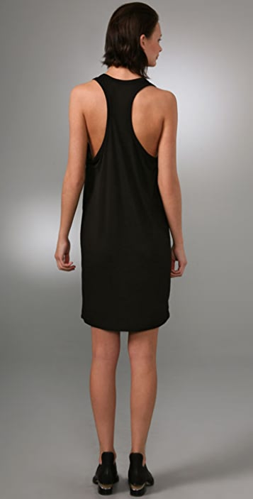 T by Alexander Wang Classic Mini Pocket Dress