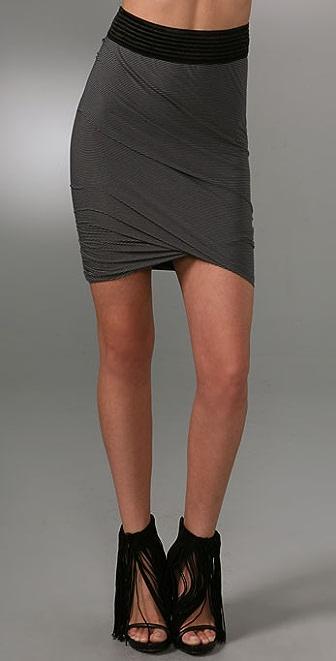 T by Alexander Wang Goddess Skirt